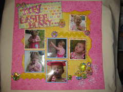 MY EASTER BUNNY