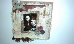 Layout on Canvas - Bella & Edward