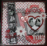 Retro Romance - A DT Project for Gina's Designs