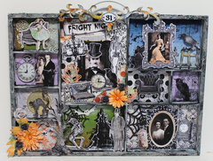 Halloween Fun with Kitty's Scrap Post
