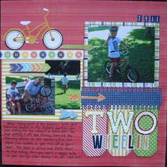 Two Wheelin'