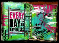 Every Day is an Adventure