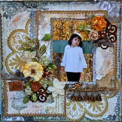 Adore **Prima September PPP challenge**
