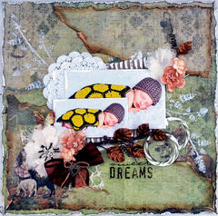 Sweet Dreams **Fabscraps**