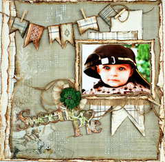 Sweet Pie **Fabscraps**