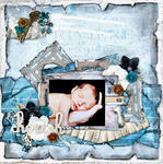 Cherish **CT Flying Unicorn Feb Kit of the Month**