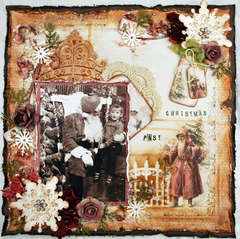 Christmas Past -  Scrap That! Pion Design