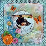 "June ""Ocean Breeze a & Summer Skies KIT *CT Flying Unicorn*"
