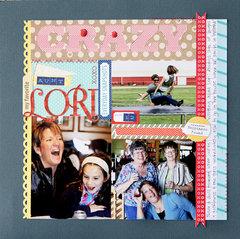 Crazy Aunt Lori  *Elle's Studio*