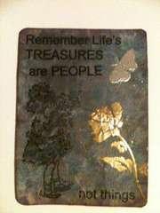 Treasure people