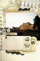 Ruins of castle *Scraps of Darkness* July Kit