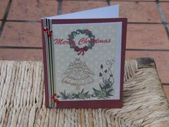 Christmas card: 1