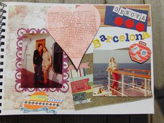 Memories album page 22