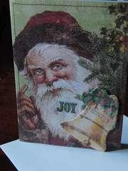 Santa Claus vintage style