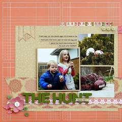 The Hunt *Pebbles Inc*