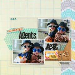 Agents A&E *Elle's Studio*