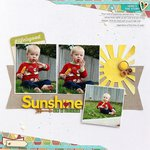 Sunshine on a stick *Jillibean Soup*