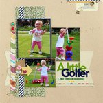 A little Golfer *Jillibean Soup*