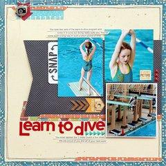 Learn to Dive *Jillibean Soup*