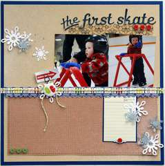 The First Skate