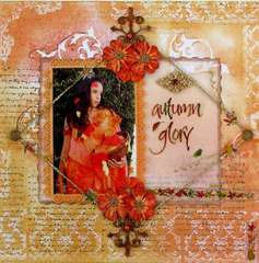 Autumn Glory (Dusty Attic March Challenge)