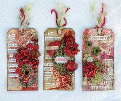 Tags (Blue Fern Studios Chipboard)