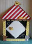 Make Memo Board, Our Family Circus
