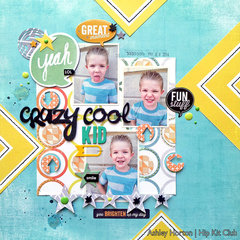 Crazy Cool Kid