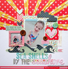 Sea Shells by the Seashore **American Crafts**