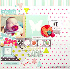 Sweet Sadie **American Crafts**