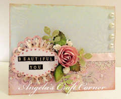 Beautiful You card
