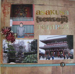 Asakusa (Sensoji) Temple