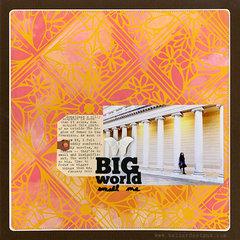 Big World Small Me