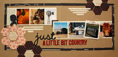 *JBS Mercantile November* Just a little bit country