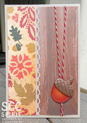Autumn Melody Card Stack