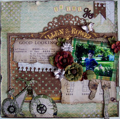 William... On the Go Layout