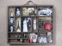 Family Memories Printers Tray
