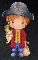Pirate Luka by Jennie Lin Eger-Black