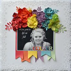 ~Publsihed in Scrapbook Creations magazine~