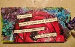Encouragement Tag Front