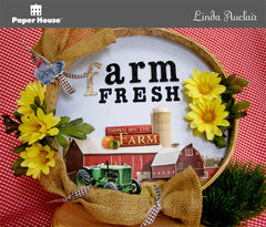 Farm Fresh Wall Hanging
