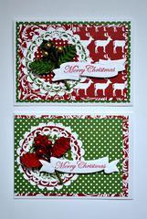 Christmas Cards 3 & 4