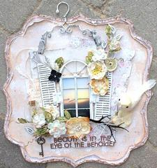 Beauty is in the eye of the beholder **Dusty Attic**
