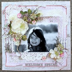 Welcome Spring! **Dusty Attic**
