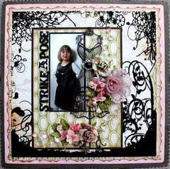Strike a pose **Dusty Attic**