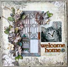 Welcome home **Dusty Attic**