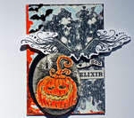 Trading Card #1 - Halloween