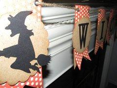 Wicked Halloween Banner