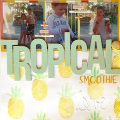 Tropical Smoothie Love