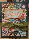 Thank You Card - eClips Card Fronts Cartridge